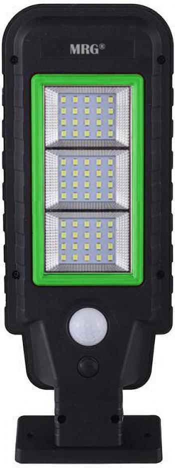 Lampa solara stradala MRG A-HS-8011A Panou solar 60 LED Negru Corpuri de iluminat