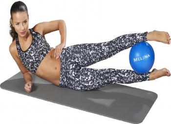 Minge Pilates Melina and Oslash 19 cm Gri Accesorii fitness
