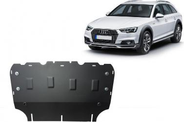 Scut auto metalic motor Audi A6 / toate motorizarile / 2011- Audi A7 / toate motorizarile / 2011- Scuturi auto