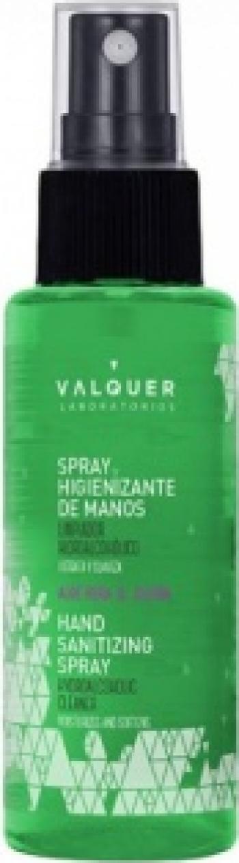 Spray dezinfectant hidroalcolic pentru maini cu aloe Gel antibacterian