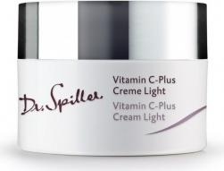 Crema antirid cu vitamina C-Plus Light - 50 ml