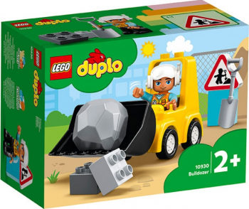 LEGO DUPLO Buldozer No. 10930 Lego