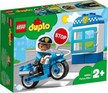 LEGO DUPLO Motocicleta de politie No. 10900 Lego