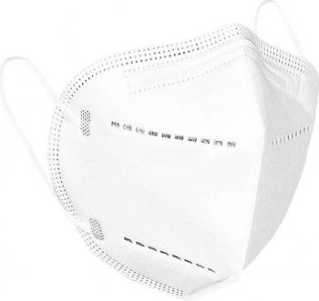 Masca de protectie FFP2 KN95 N95 4 straturi ambalate individual fabricata in Germania Masti chirurgicale si reutilizabile