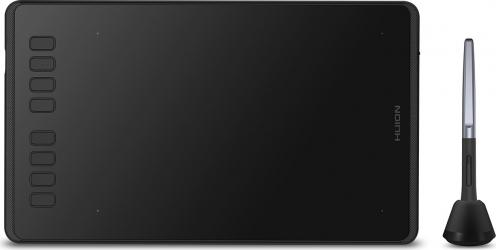 Tableta grafica Huion H950P 8192 niveluri presiune Functie Tilt USB Negru