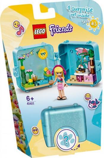LEGO Friends Cubul jucaus de vara al Stephaniei No. 41411 Lego