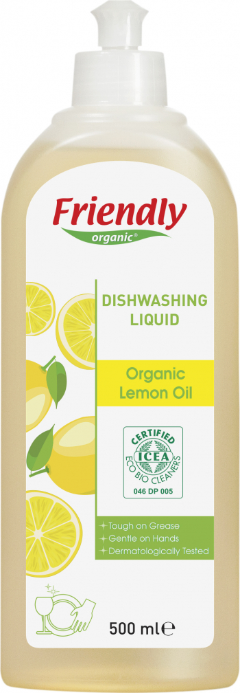 Detergent Vase Organic Friendly Lamaie 500ml Detergent ecologic