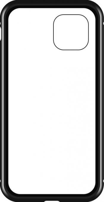 Husa de protectie Wozinsky Magnetic Full Body iPhone 11 Pro NegruTransparent Huse Telefoane