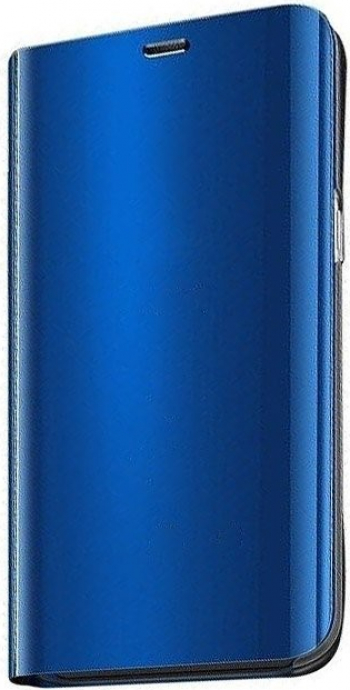 Husa Tip Carte S View Mirror Samsung Galaxy A41 Albastru