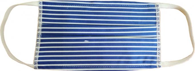 Masca de protectie reutilizabila 2 straturi bumbac prindere elastica Masti chirurgicale si reutilizabile