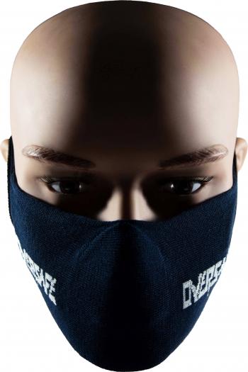 Set 10 masti textile din Bumbac Organic Oversafe Bleumarin M Masti chirurgicale si reutilizabile