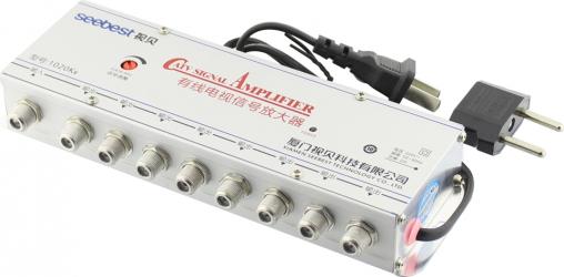 Amplificator antena TV CATV 8 iesiri 1020MK8 110799