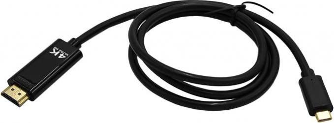 cablu adaptor USB 3.1 Type C - HDMI 4K pentru telefon sau laptop 5 metri Cabluri laptop