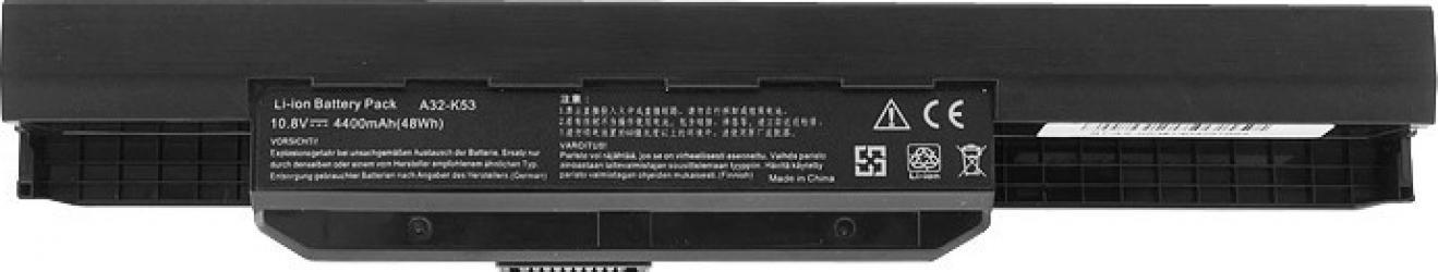 Baterie Laptop EcoBox Asus A43E 4400 mAh A31-K53