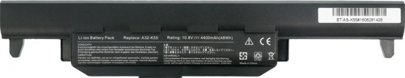 Baterie Laptop EcoBox Asus F55A 4400 mAh 0B110-00250100