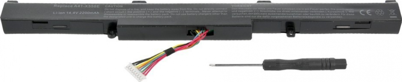 Baterie Laptop EcoBox Asus A450E1007CC-SL 2200 mAh A41-X550E