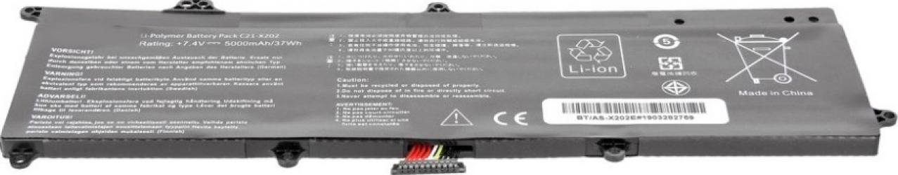 Baterie Laptop Eco Box Asus VivoBook X202E C21-X202 C22-X202 Acumulatori Incarcatoare Laptop