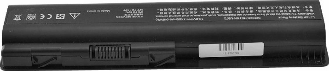 Baterie Laptop EcoBox Compaq Presario CQ40-100 4400 mAh HSTNN-C52C HSTNN-Q36C HSTNN-XB73