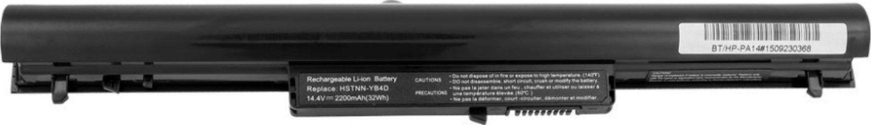Baterie Laptop EcoBox HP Pavilion 14-B119AU 2200 mAh H4Q45AA