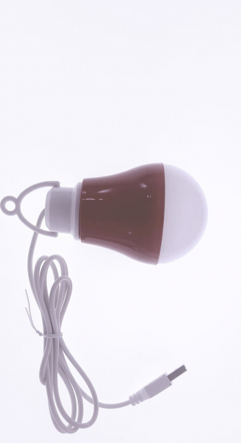 Bec Led mini 5W cu cablu USB Corpuri de iluminat