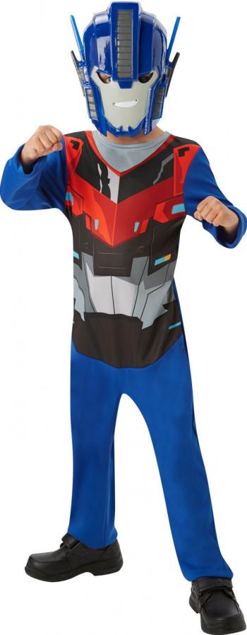 Costum cu masca Optimus Prime Costume serbare