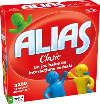 Joc Alias Original in limba romana Jocuri de Societate