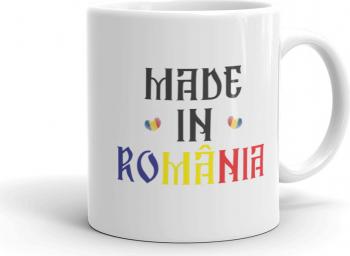 Cana personalizata Made in Romania Cadouri