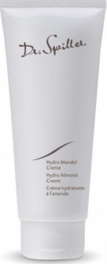 Crema hidratanta cu Migdale pentru ten uscat si sensibil - 200 ml