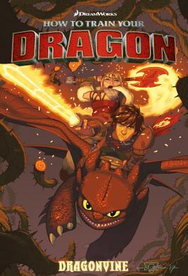 How to Train Your Dragon Dragonvine