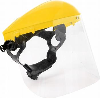 Masca de protectie cu acoperire PVC Geko G81065Z Articole protectia muncii