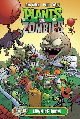 Plants vs Zombies Volume 8 Lawn of Doom