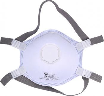 Set 5 bucati Masca protectie FFP3 cu Valva si filtrare 99100 Certificata CELaianzhi Masti chirurgicale si reutilizabile