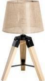 Veioza CAERUS 24 x 45 cm Bej Corpuri de iluminat