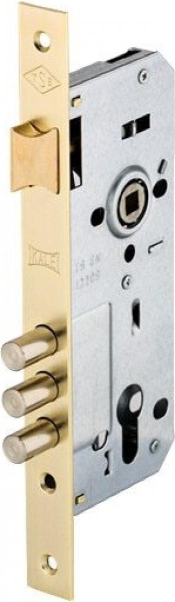 Broasca Kale 152-3MR pentru usa metalica Butuci, Yale si Incuietori