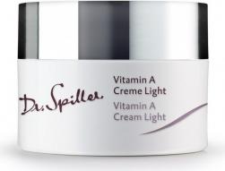 Crema lifting cu vitamina A si Acid Hialuronic Light - 50 ml