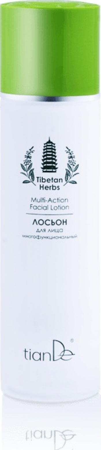 Peeling pentru fata Tibetan Herbs TianDe 75g Masti, exfoliant, tonice