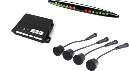 Senzori de parcare fata STEELMATE PTS410M21-F cu display M21 Alarme auto si Senzori de parcare