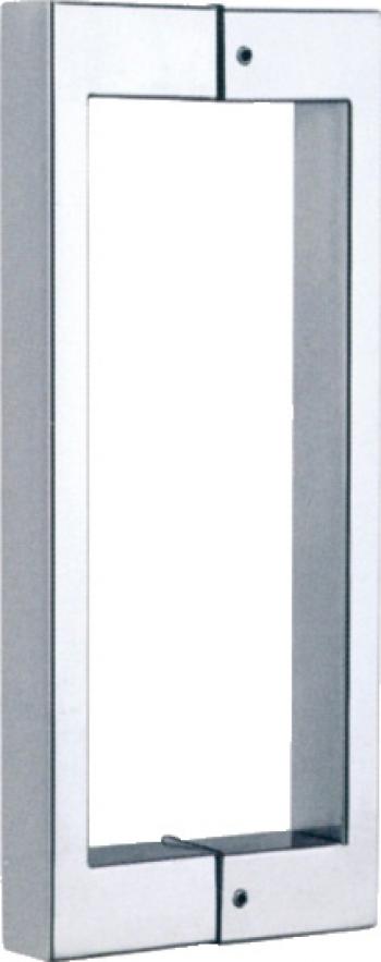 Set maner din inox MD300 Lungime 300 mm Interax 275 mm prindere 90 and deg Butuci, Yale si Incuietori