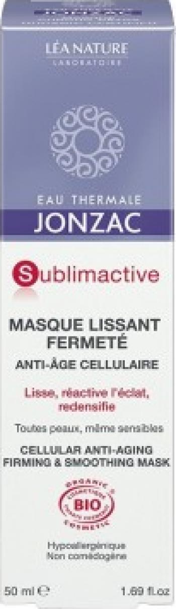 Sublimactive - Masca fermitate si netezire celular anti-age 50ml Masti, exfoliant, tonice