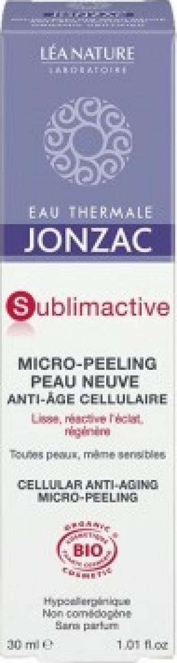 Sublimactive - Micro-peeling celular anti-age 30ml Masti, exfoliant, tonice