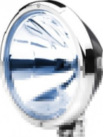 Far universal H1/W5W 12/24V latime 222mm inaltime 242mm diametru 222mm blue negru Sistem iluminat