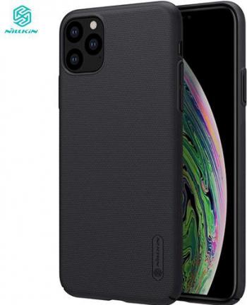 Husa telefon Plastic Apple iPhone 11 Pro 5.8 Black Nilkin Frosted Huse Telefoane