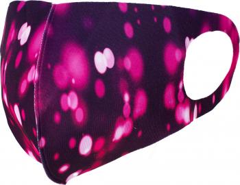 Masca de protectie dama reutilizabila poliester si bumbac MAD-720-76-2 Multicolor Masti chirurgicale si reutilizabile