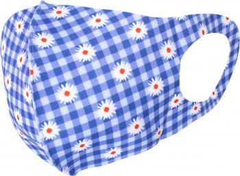 Masca de protectie dama reutilizabila poliester si bumbac MAD-720-76-4 Multicolor Masti chirurgicale si reutilizabile