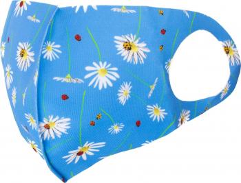 Masca de protectie dama reutilizabila poliester si bumbac MAD-720-76-7 Multicolor Masti chirurgicale si reutilizabile