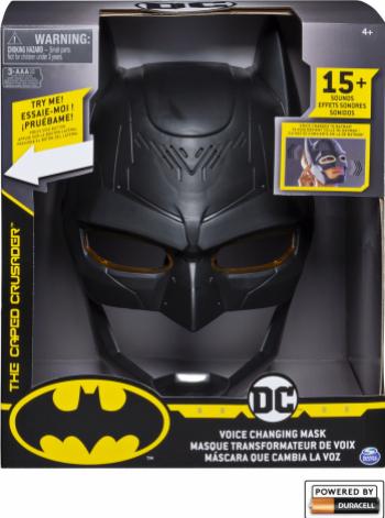 Masca Lui Batman Cu Functie De Schimbare A Vocii Papusi figurine si accesorii papusi