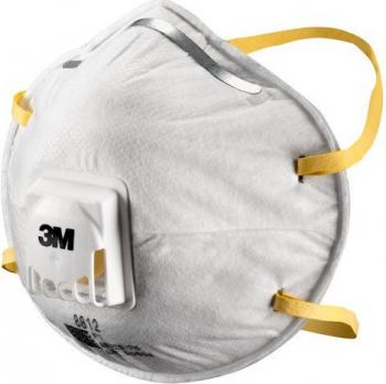 Masca protectie FFP1 3M 8812 cu valva Masti chirurgicale si reutilizabile