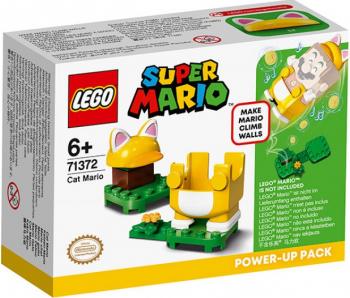 LEGO Super Mario Costum de puteri Pisica No. 71372 Lego