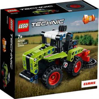 LEGO Technic Mini CLAAS XERION No. 42102 Lego