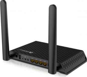 Router gigabit dualband N1-AC1200 4 porturi LAN gigabit USB 4G/FTPserver ipv6 and lrm AP Repeater AP+WDS WDS